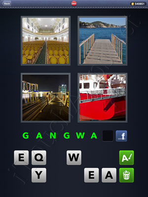 4 Pics 1 Word Level 2454 Solution