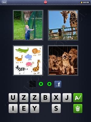 4 Pics 1 Word Level 2456 Solution