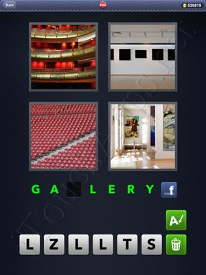 4 Pics 1 Word Level 2466 Solution