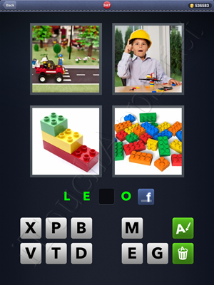4 Pics 1 Word Level 2467 Solution