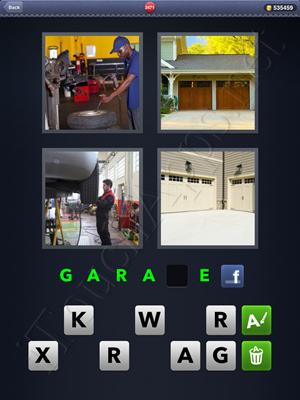 4 Pics 1 Word Level 2471 Solution