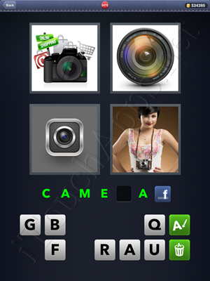 4 Pics 1 Word Level 2475 Solution
