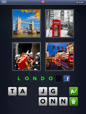 4 Pics 1 Word Level 2483 Solution