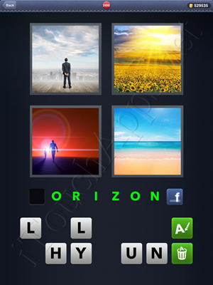 4 Pics 1 Word Level 2490 Solution