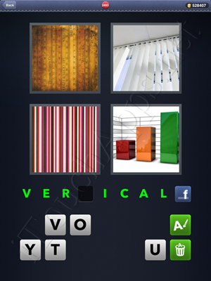 4 Pics 1 Word Level 2493 Solution