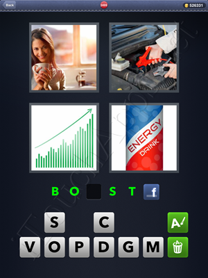 4 Pics 1 Word Level 2499 Solution