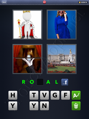 4 Pics 1 Word Level 2501 Solution