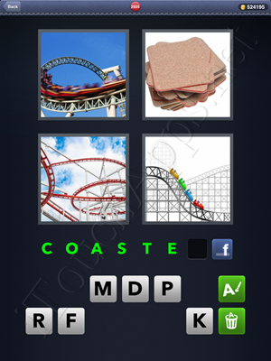 4 Pics 1 Word Level 2505 Solution