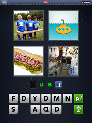 4 Pics 1 Word Level 2506 Solution