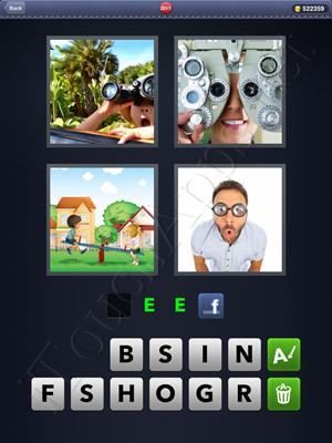 4 Pics 1 Word Level 2511 Solution