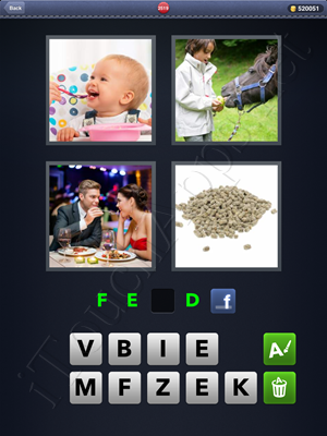 4 Pics 1 Word Level 2519 Solution