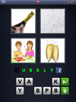 4 Pics 1 Word Level 2528 Solution