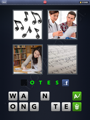 4 Pics 1 Word Level 2532 Solution