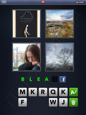 4 Pics 1 Word Level 2548 Solution