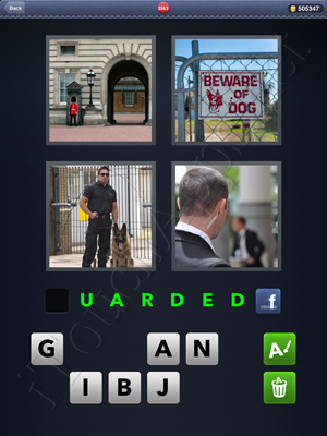 4 Pics 1 Word Level 2563 Solution