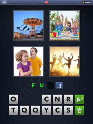 4 Pics 1 Word Level 2567 Solution