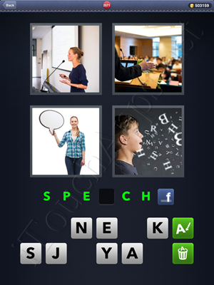 4 Pics 1 Word Level 2571 Solution