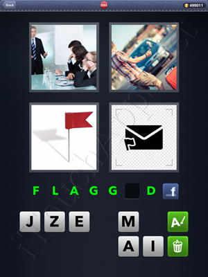 4 Pics 1 Word Level 2584 Solution