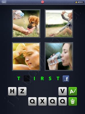 4 Pics 1 Word Level 2589 Solution