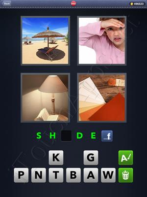 4 Pics 1 Word Level 2592 Solution