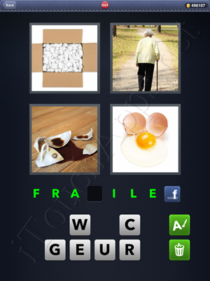 4 Pics 1 Word Level 2593 Solution