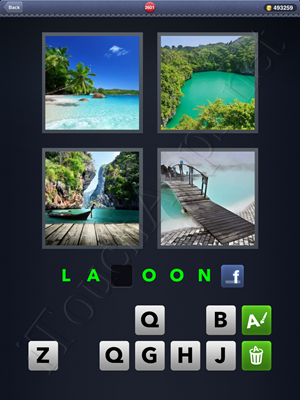 4 Pics 1 Word Level 2601 Solution
