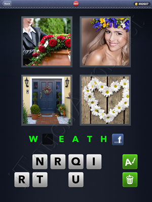 4 Pics 1 Word Level 2603 Solution