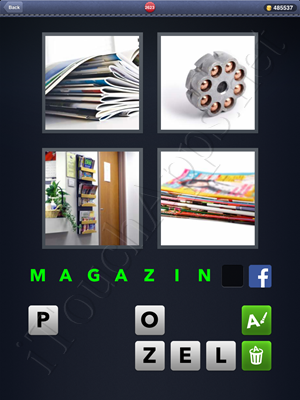 4 Pics 1 Word Level 2623 Solution