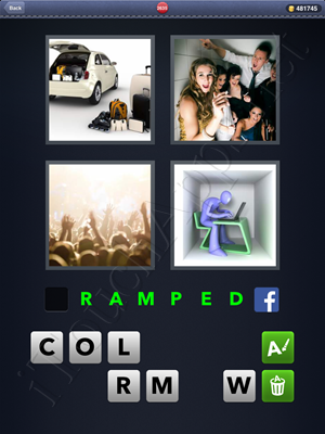 4 Pics 1 Word Level 2635 Solution