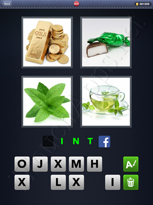 4 Pics 1 Word Level 2636 Solution