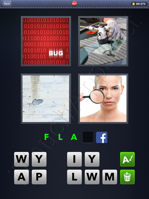 4 Pics 1 Word Level 2637 Solution