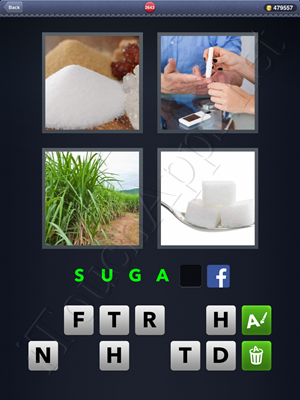 4 Pics 1 Word Level 2643 Solution
