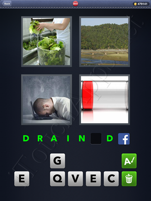 4 Pics 1 Word Level 2644 Solution