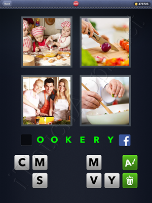 4 Pics 1 Word Level 2645 Solution