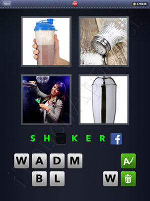 4 Pics 1 Word Level 2651 Solution