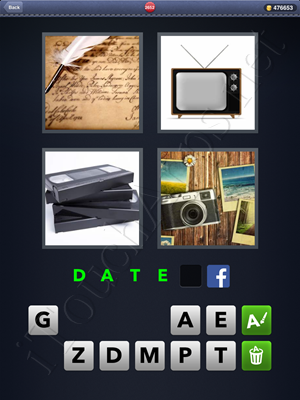 4 Pics 1 Word Level 2652 Solution
