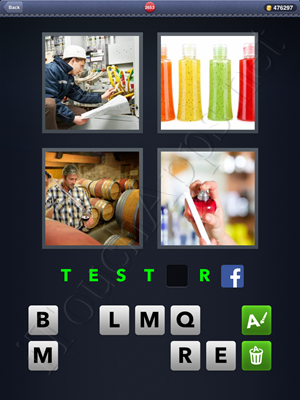 4 Pics 1 Word Level 2653 Solution