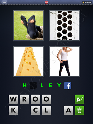 4 Pics 1 Word Level 2656 Solution