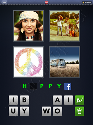 4 Pics 1 Word Level 2660 Solution
