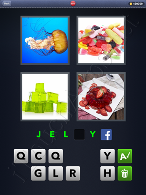 4 Pics 1 Word Level 2671 Solution