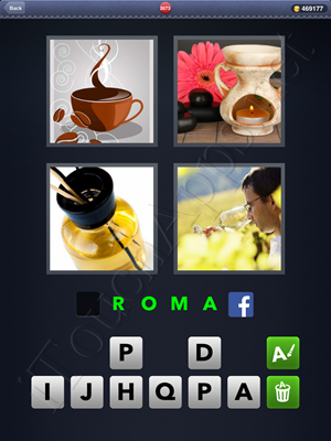 4 Pics 1 Word Level 2673 Solution