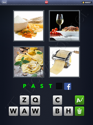 4 Pics 1 Word Level 2683 Solution