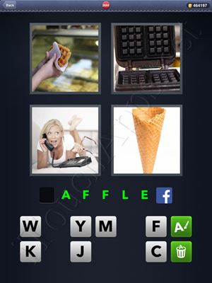 4 Pics 1 Word Level 2688 Solution