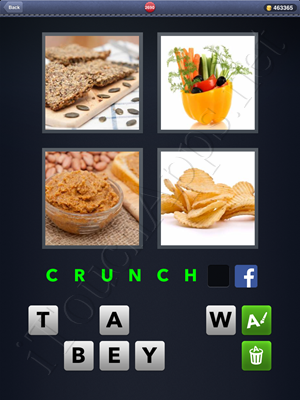 4 Pics 1 Word Level 2690 Solution
