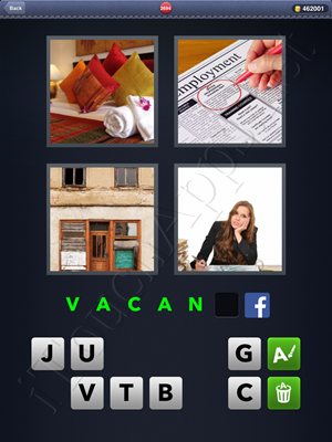 4 Pics 1 Word Level 2694 Solution