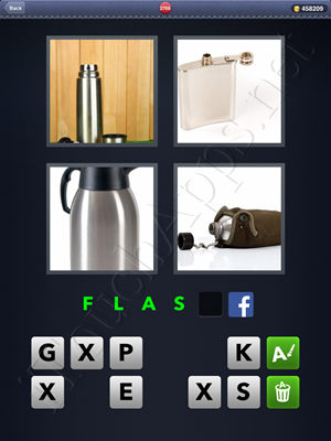 4 Pics 1 Word Level 2706 Solution