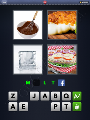 4 Pics 1 Word Level 2708 Solution