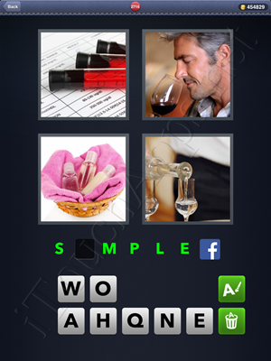 4 Pics 1 Word Level 2716 Solution