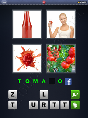 4 Pics 1 Word Level 2717 Solution