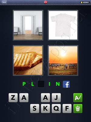 4 Pics 1 Word Level 2719 Solution